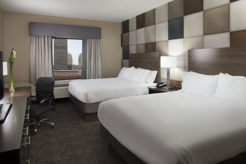 Holiday Inn Express & Suites Oklahoma City Downtown-Comfort perfect for business or pleasure in Oklahoma City<br/>Image from Leonardo