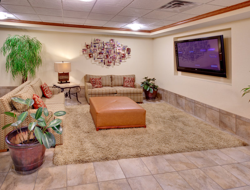 Candlewood Suites Omaha Airport-Hotel Lobby<br/>Image from Leonardo