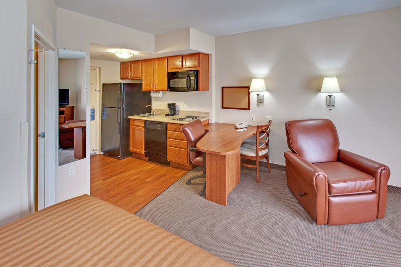 Candlewood Suites Omaha Airport-View from Room<br/>Image from Leonardo