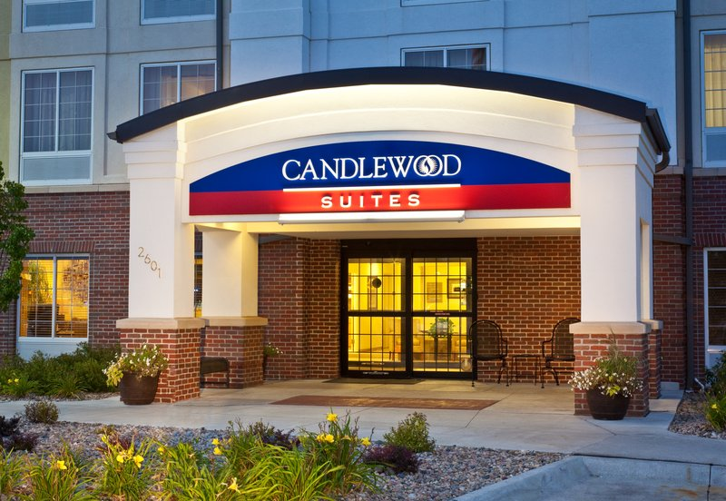 Candlewood Suites Omaha Airport-Hotel Exterior<br/>Image from Leonardo