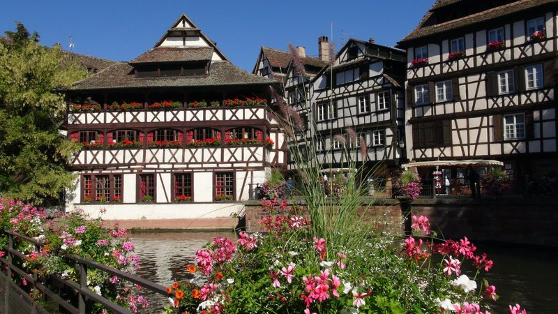 Holiday Inn Express Strasbourg - Centre-Area Attractions<br/>Image from Leonardo