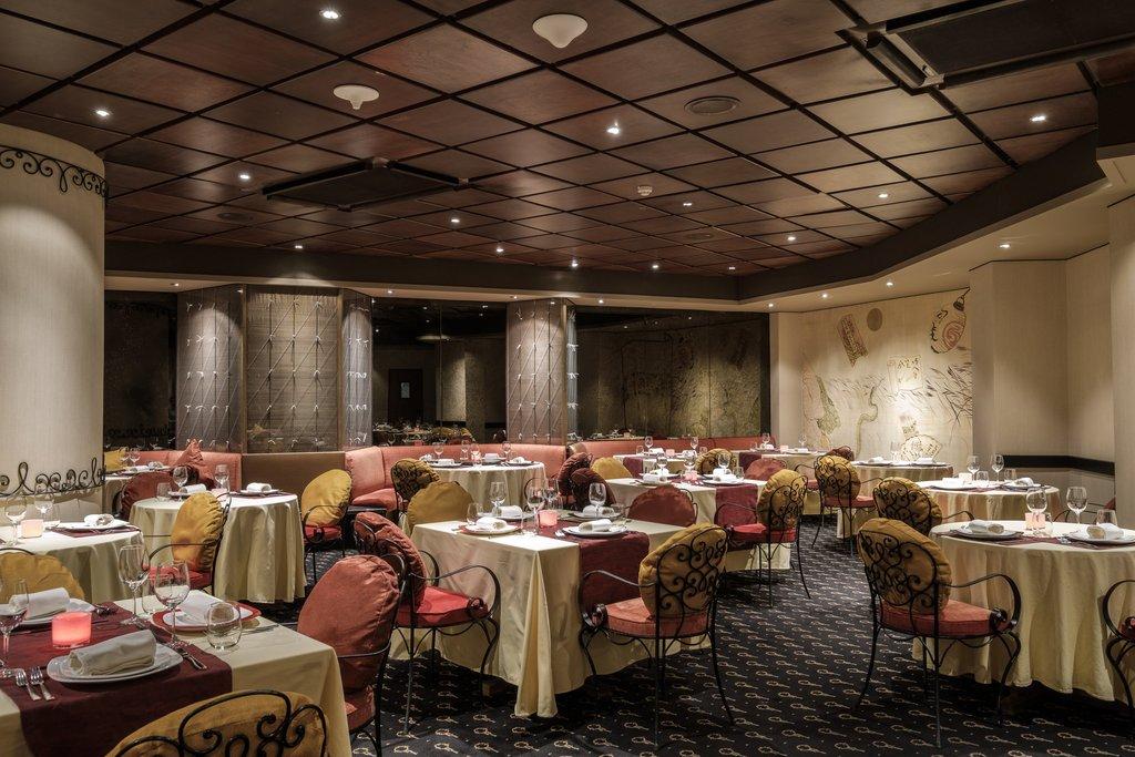Corinthia Palace Hotel & Spa-Rickshaw Oriental Restaurant<br/>Image from Leonardo