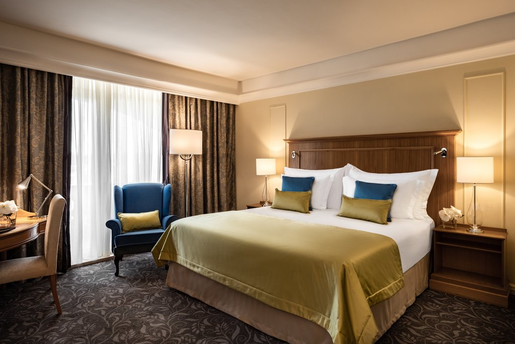 Corinthia Palace Hotel & Spa-Superior Bedrooms Double<br/>Image from Leonardo