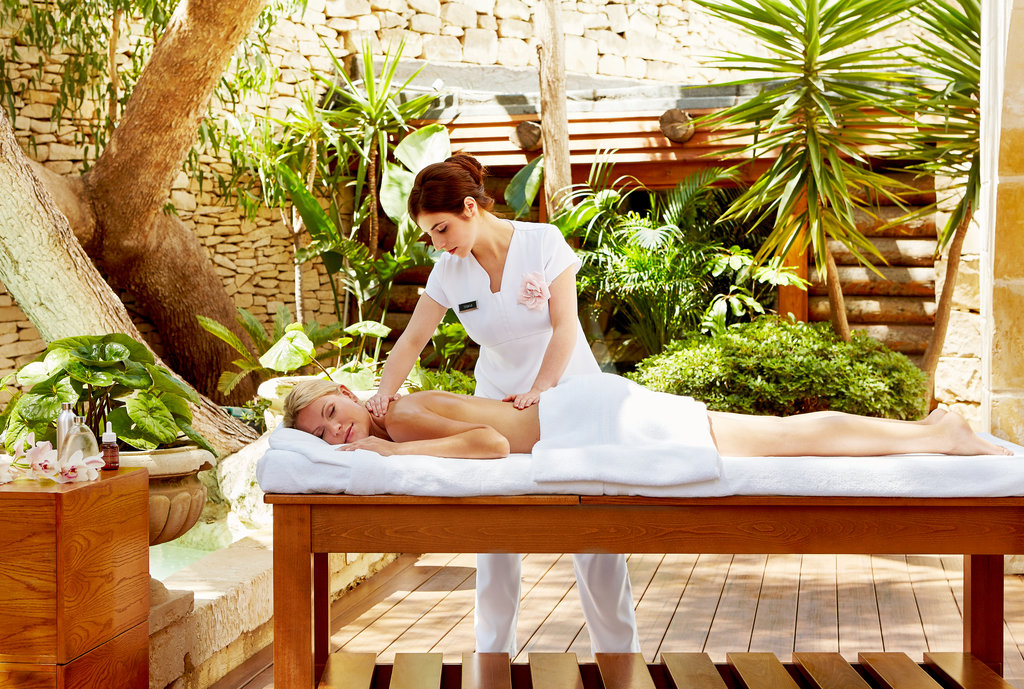 Corinthia Palace Hotel & Spa-Spa Treatment<br/>Image from Leonardo