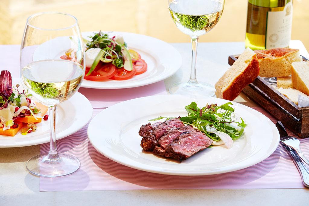 Corinthia Palace Hotel & Spa-The Summer Kitchen<br/>Image from Leonardo