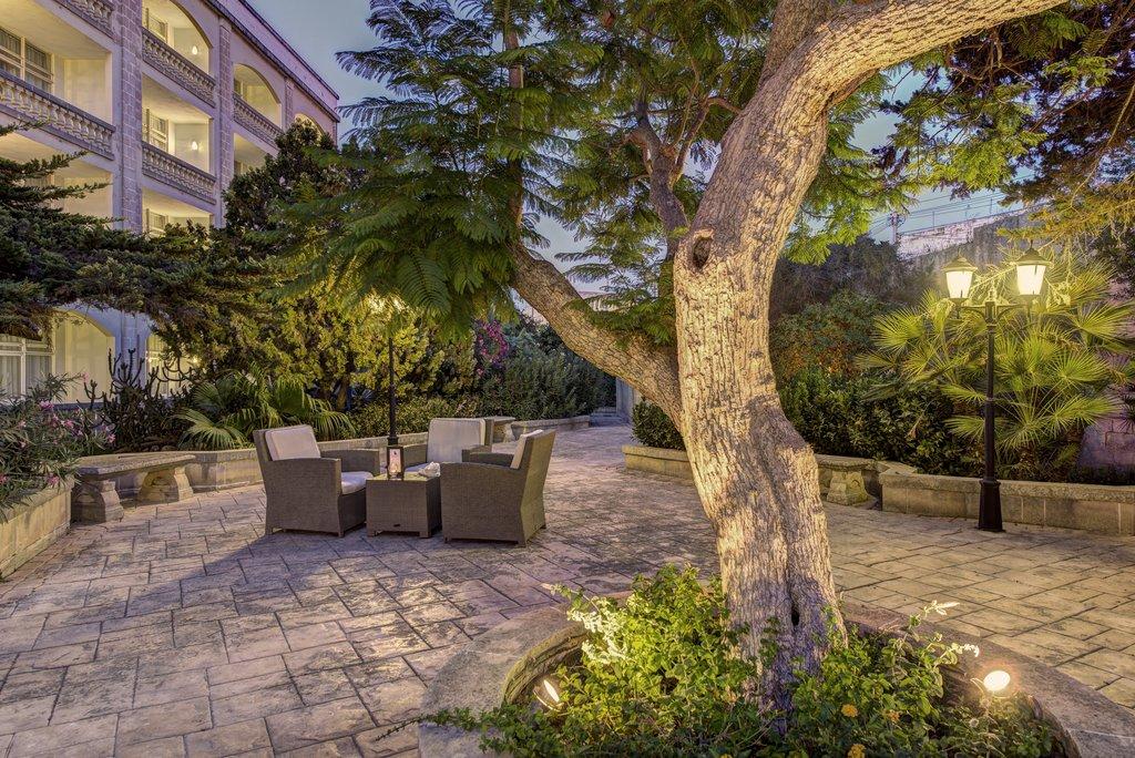 Corinthia Palace Hotel & Spa-Caprice Gardens<br/>Image from Leonardo