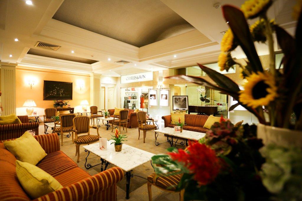 Corinthia Palace Hotel & Spa-Lobby<br/>Image from Leonardo