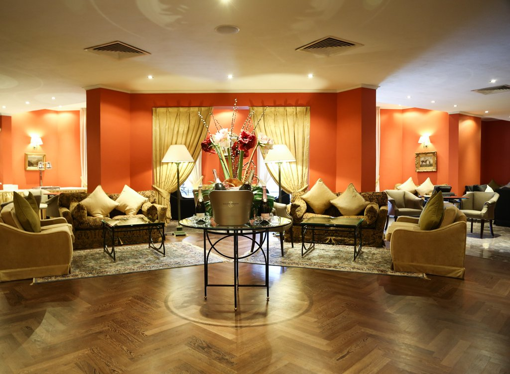 Corinthia Palace Hotel & Spa-Caprice Lounge<br/>Image from Leonardo