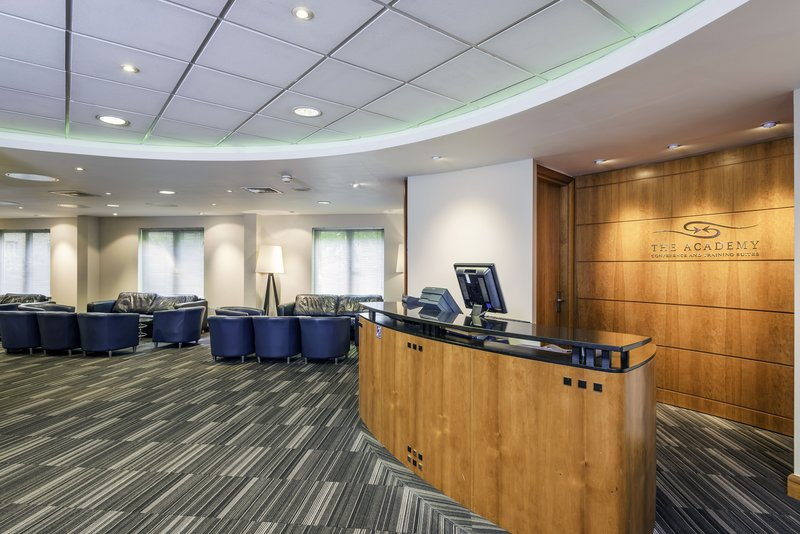 Holiday Inn Oxford-Break out area - Academy Meetings & Conference Centre<br/>Image from Leonardo