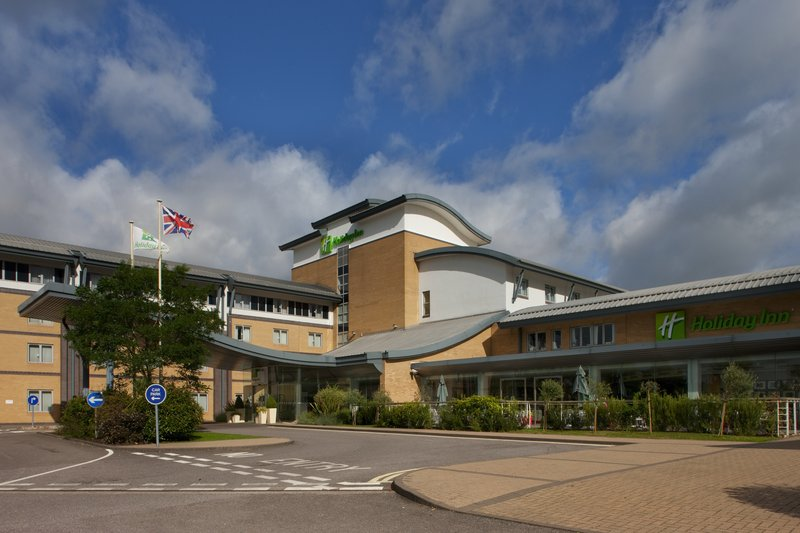 Holiday Inn Oxford-Welcome to Holiday Inn Oxford Hotel Exterior<br/>Image from Leonardo