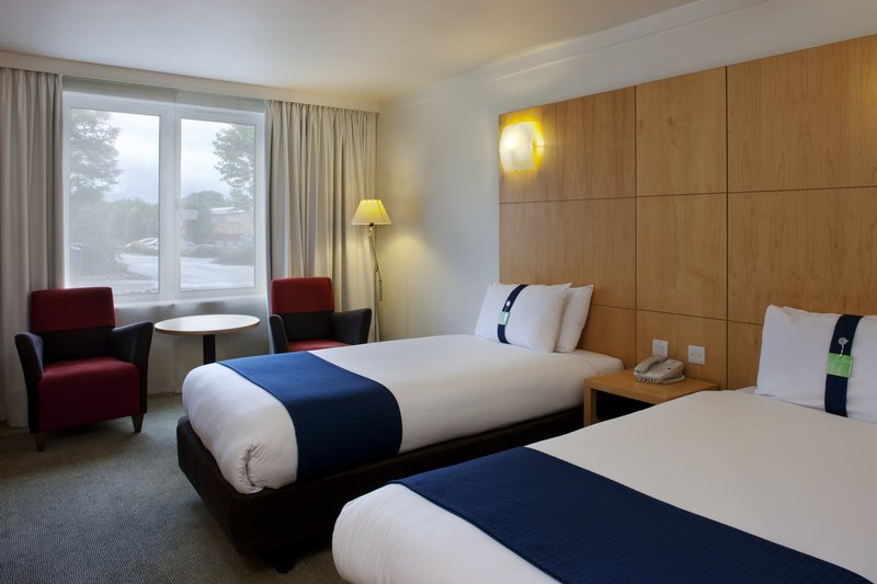 Holiday Inn Oxford-Twin Bedded Room<br/>Image from Leonardo