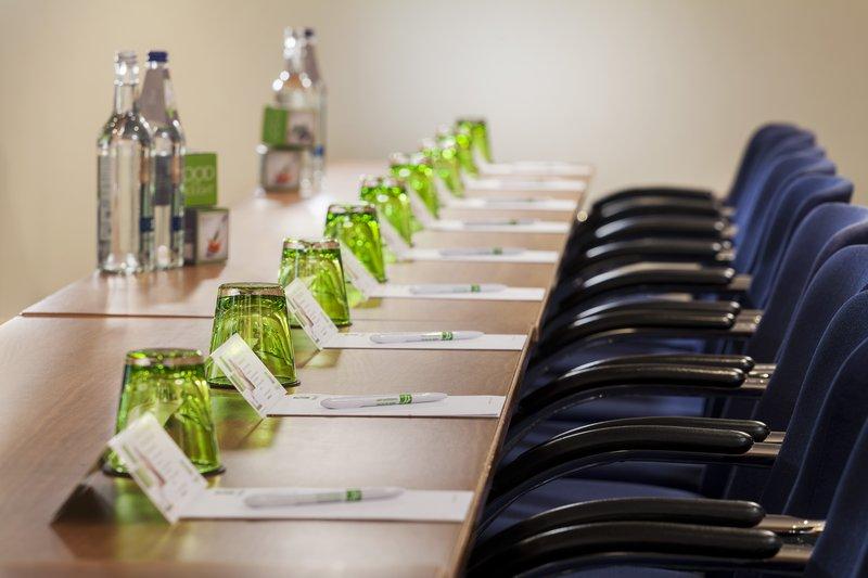 Holiday Inn Oxford-Meeting room set up<br/>Image from Leonardo