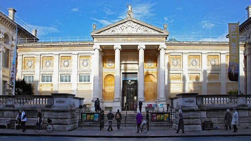 Holiday Inn Oxford-Ashmolean Museum<br/>Image from Leonardo