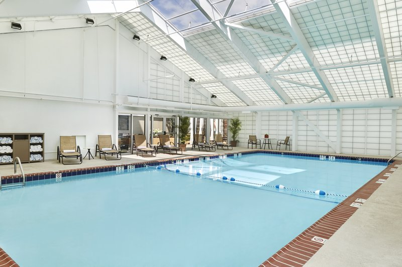 Holiday Inn Alexandria-Carlyle-Enjoy a relaxing swim in our heated indoor pool year-round.<br/>Image from Leonardo