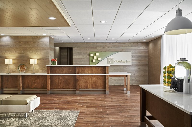 Holiday Inn Alexandria-Carlyle-Modern Lobby<br/>Image from Leonardo