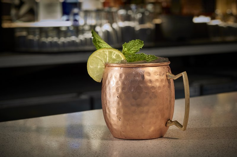 Holiday Inn Alexandria-Carlyle-Beverage Selection<br/>Image from Leonardo