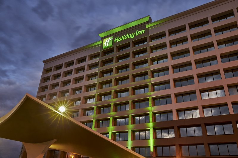 Holiday Inn Alexandria-Carlyle-Hotel Exterior<br/>Image from Leonardo
