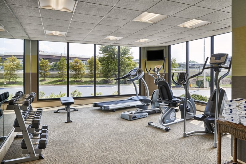 Holiday Inn Alexandria-Carlyle-Workout with us or enjoy running trails nearby.<br/>Image from Leonardo