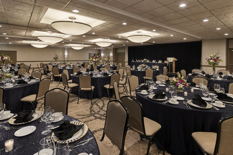 Holiday Inn Alexandria-Carlyle-Host your Awards Dinner/Banquet in our Ballroom.<br/>Image from Leonardo