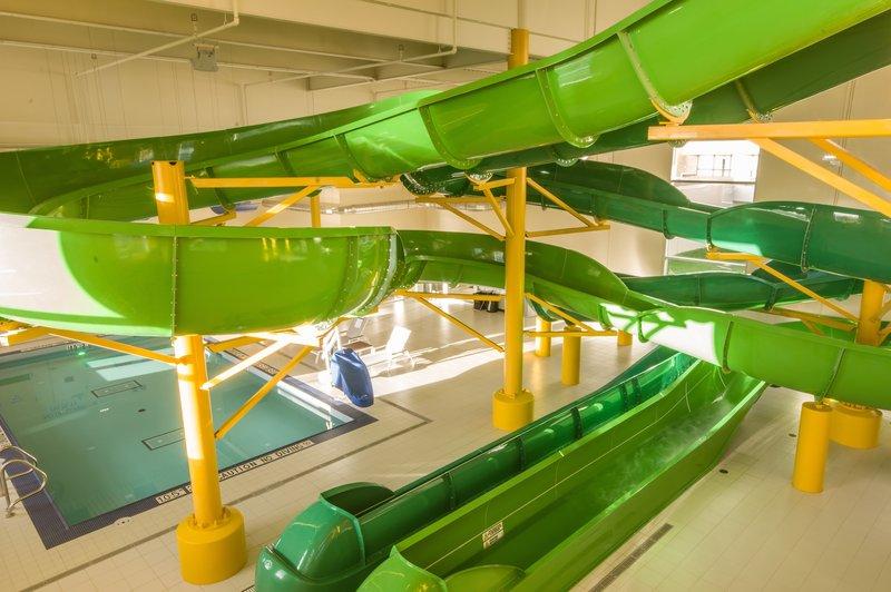Holiday Inn St. John's Conference Centre-Swimming Pool<br/>Image from Leonardo