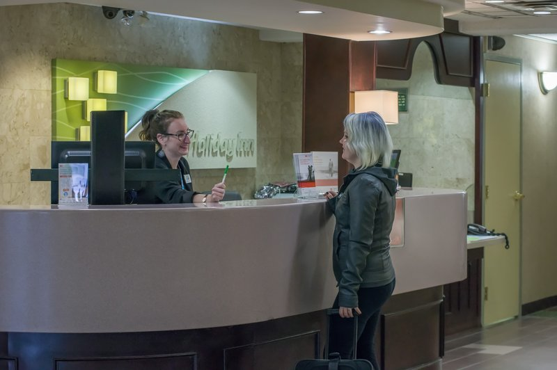 Holiday Inn St. John's Conference Centre-Warm welcome<br/>Image from Leonardo