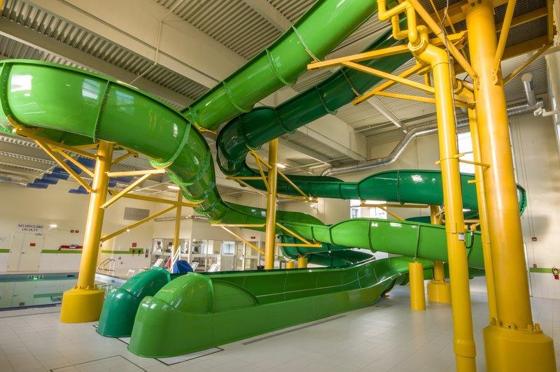 Holiday Inn St. John's Conference Centre-Amazing water slides<br/>Image from Leonardo