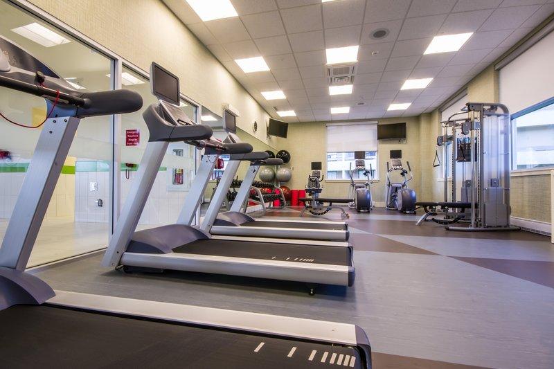 Holiday Inn St. John's Conference Centre-Fitness Center<br/>Image from Leonardo