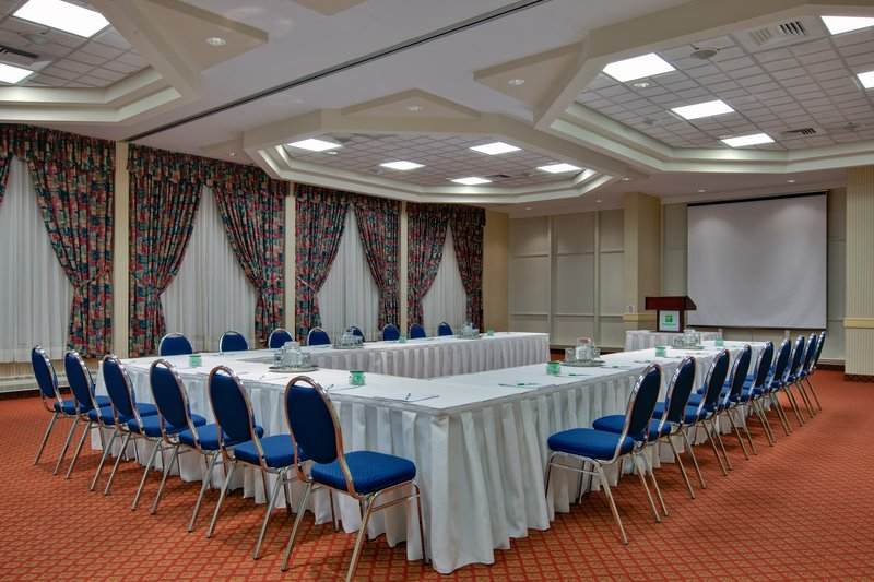 Holiday Inn St. John's Conference Centre-Conception Bay North meeting room<br/>Image from Leonardo