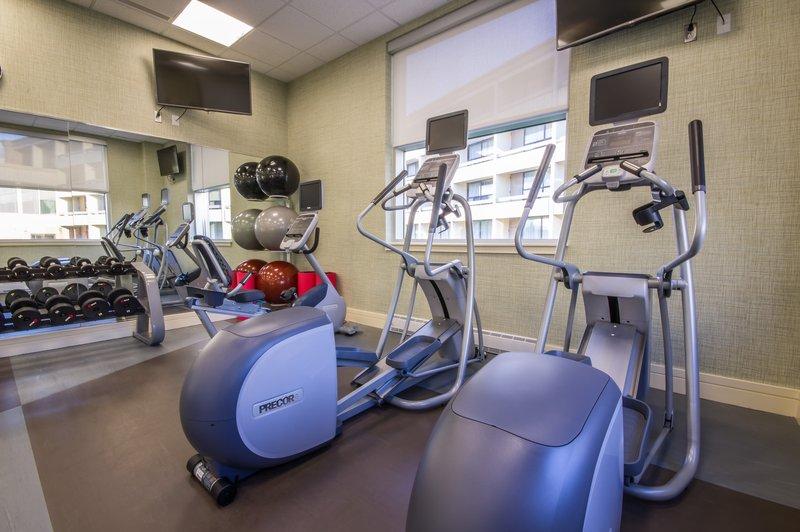 Holiday Inn St. John's Conference Centre-Fitness Centre<br/>Image from Leonardo