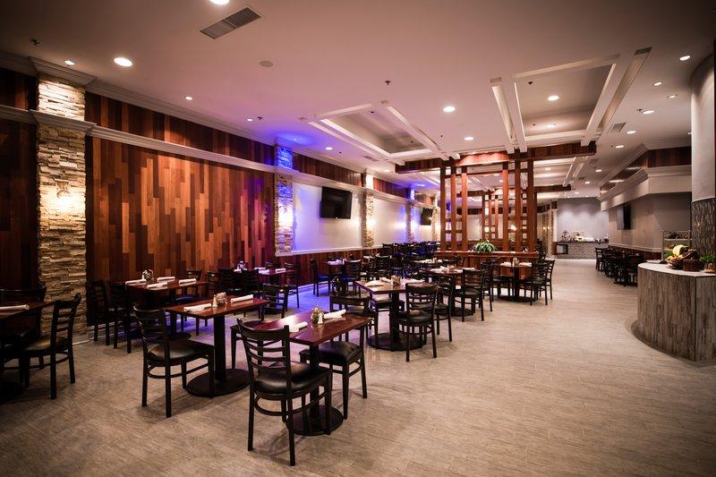 Crowne Plaza Philadelphia-Cherry Hill-Embers Restaurant open daily for breakfast, lunch & dinner<br/>Image from Leonardo