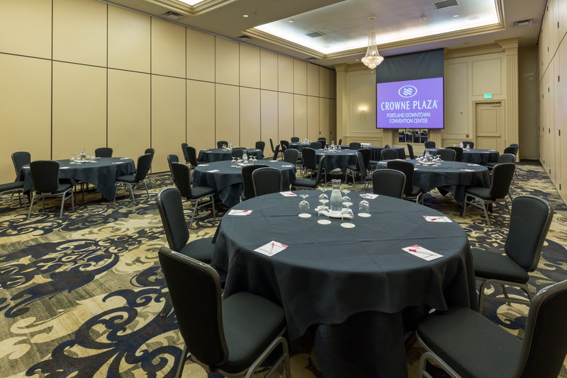 Crowne Plaza Portland-Downtown Conv Ctr-Belmont Room<br/>Image from Leonardo