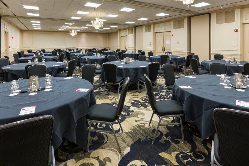 Crowne Plaza Portland-Downtown Conv Ctr-Windsor Ballroom<br/>Image from Leonardo