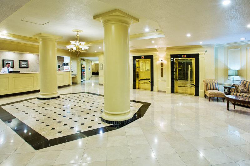 Crowne Plaza Portland-Downtown Conv Ctr-Hotel Lobby<br/>Image from Leonardo