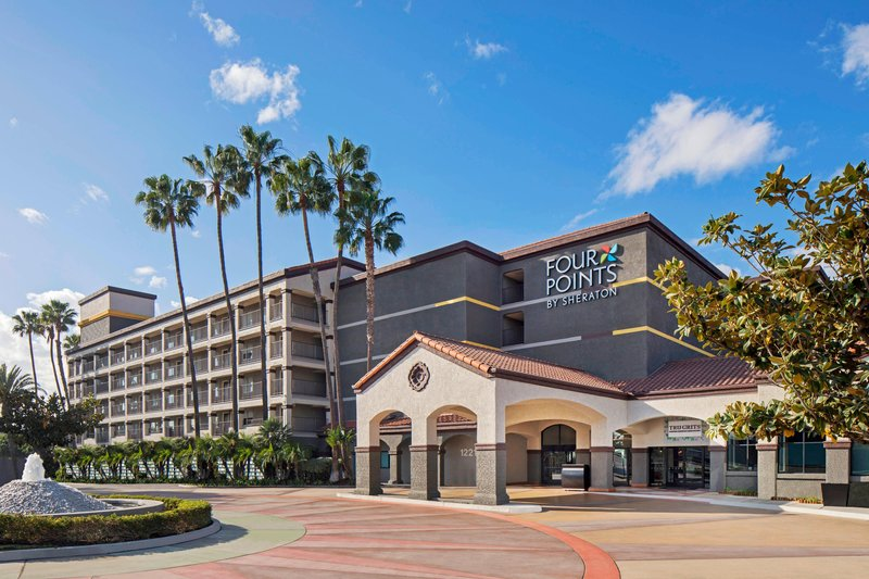 Four Points by Sheraton Anaheim-Exterior<br/>Image from Leonardo