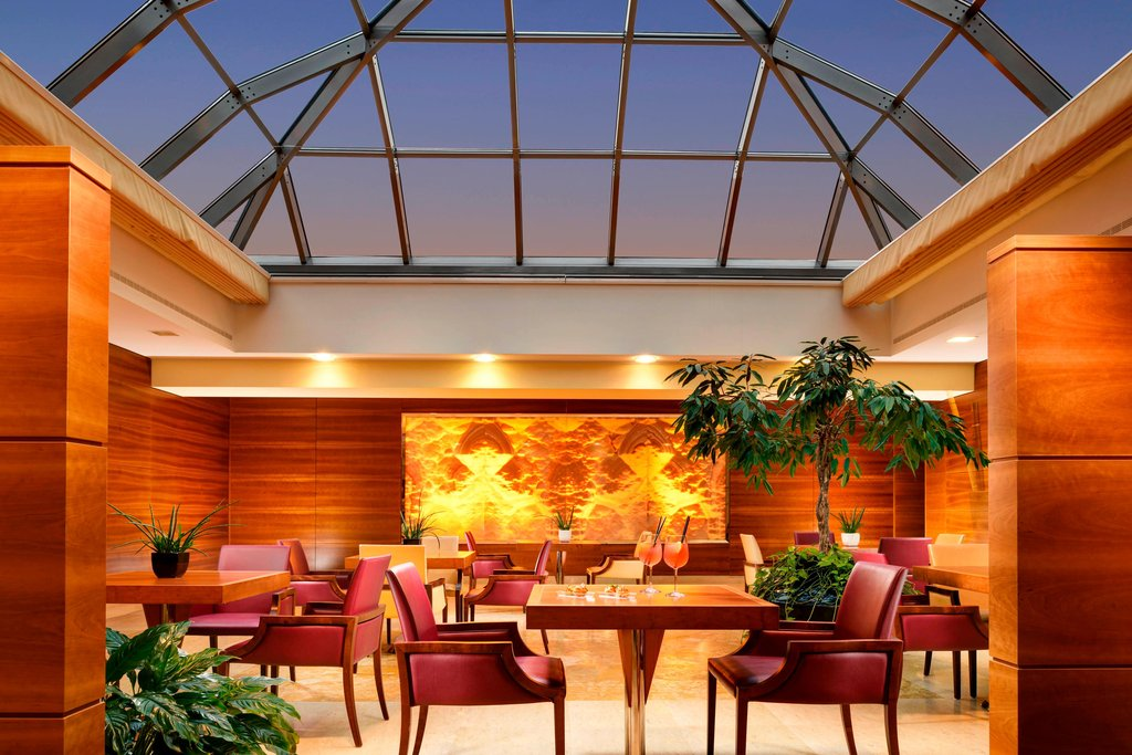 Four Points by Sheraton Siena-Lounge Area<br/>Image from Leonardo