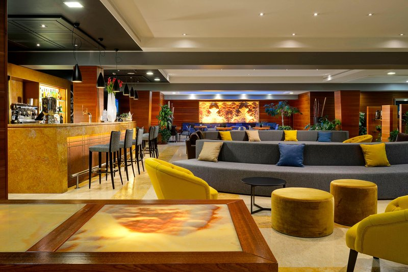 Four Points by Sheraton Siena-Lobby Bar Area<br/>Image from Leonardo