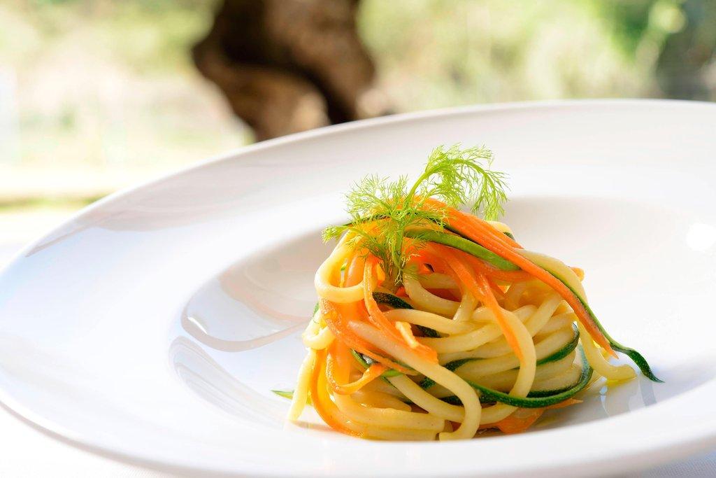 Four Points by Sheraton Siena-Cuisine Dish<br/>Image from Leonardo