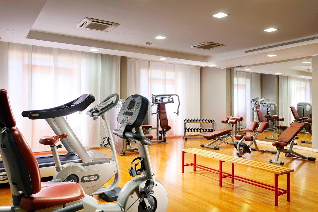 Four Points by Sheraton Siena-Gym<br/>Image from Leonardo
