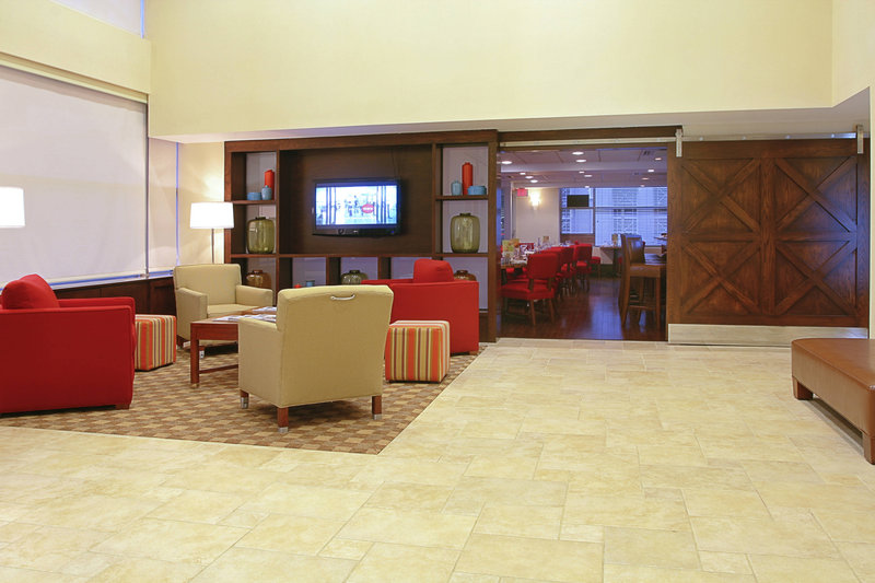 Four Points Philadelphia City Center-Lobby<br/>Image from Leonardo