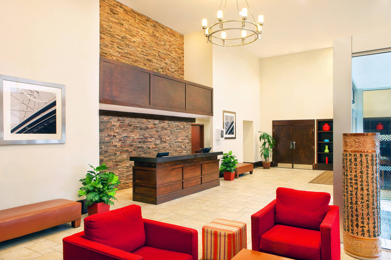 Four Points Philadelphia City Center-Hotel Reception<br/>Image from Leonardo