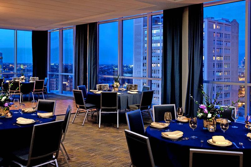 Four Points Philadelphia City Center-10th Floor Ballroom - Banquet<br/>Image from Leonardo