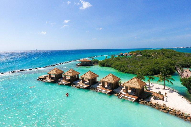 Renaissance Aruba Resort & Casino - Cabanas Aerial <br/>Image from Leonardo