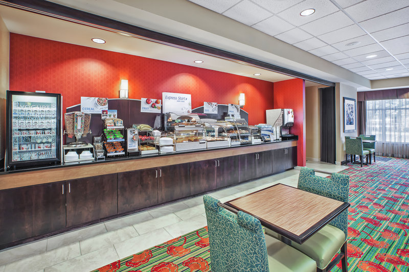 Holiday Inn Express & Suites Dayton South - I-675-Multiple options including healthy and gluten free options. <br/>Image from Leonardo