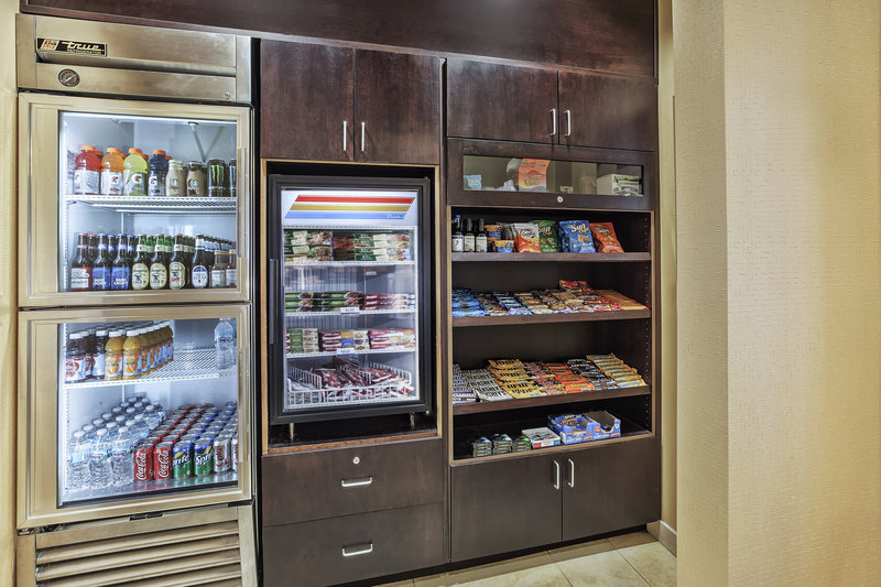 Holiday Inn Express & Suites Dayton South - I-675-Convenience market for those sweet cravings.<br/>Image from Leonardo