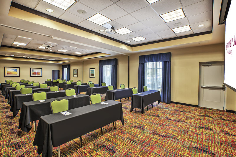 Holiday Inn Express & Suites Dayton South - I-675-Business presentations and workshops or dinner receptions. <br/>Image from Leonardo