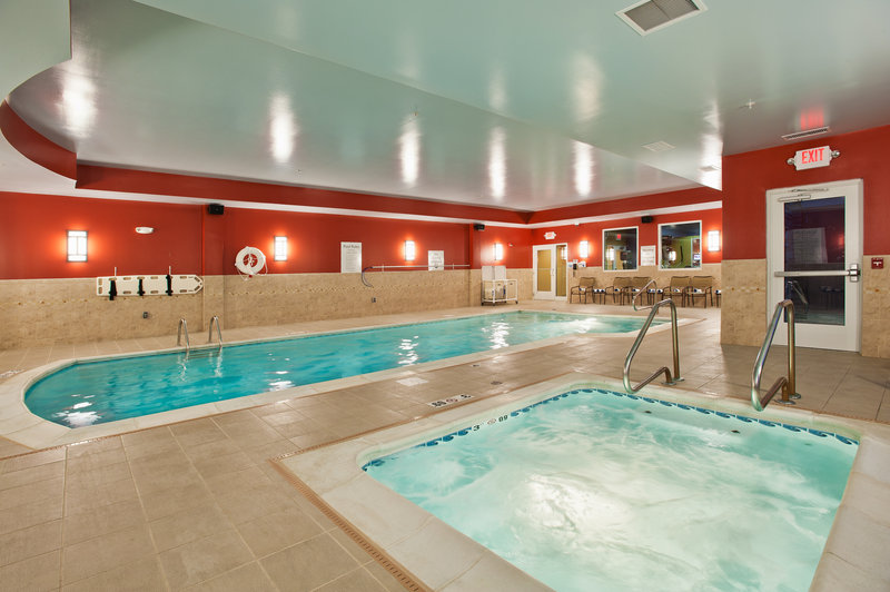 Holiday Inn Express & Suites Dayton South - I-675-After a fun day at the Air Force Museum, it is time to relax.<br/>Image from Leonardo