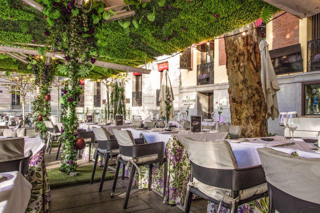 Hotel Hospes Puerta De Alcala-Malvar Terrace<br/>Image from Leonardo