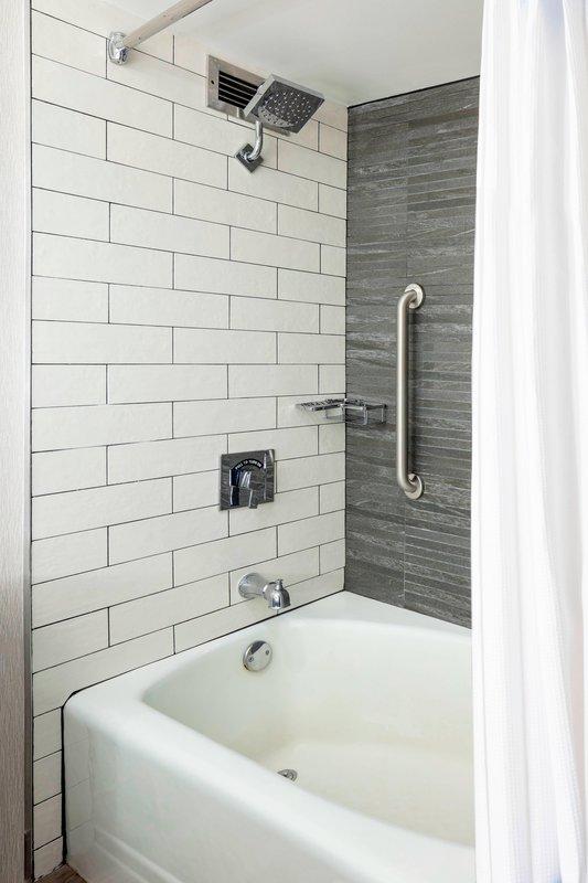 Boston Marriott Newton-Guest Bathroom<br/>Image from Leonardo