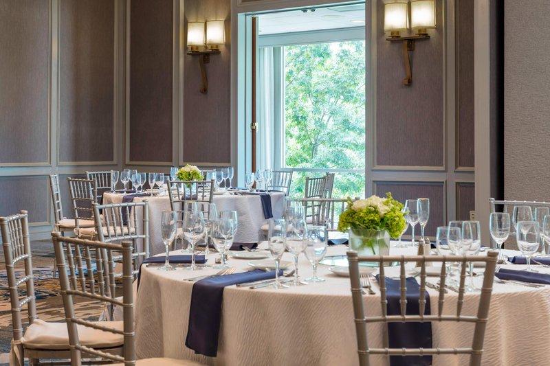Boston Marriott Newton-Grand Ballroom and Foyer<br/>Image from Leonardo