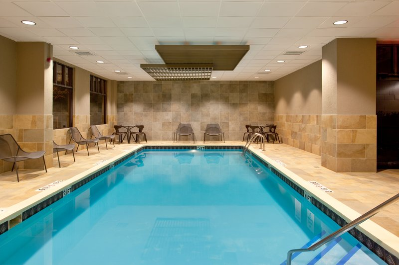 Holiday Inn Grand Rapids Downtown-Inviting all swimmers - big or small<br/>Image from Leonardo